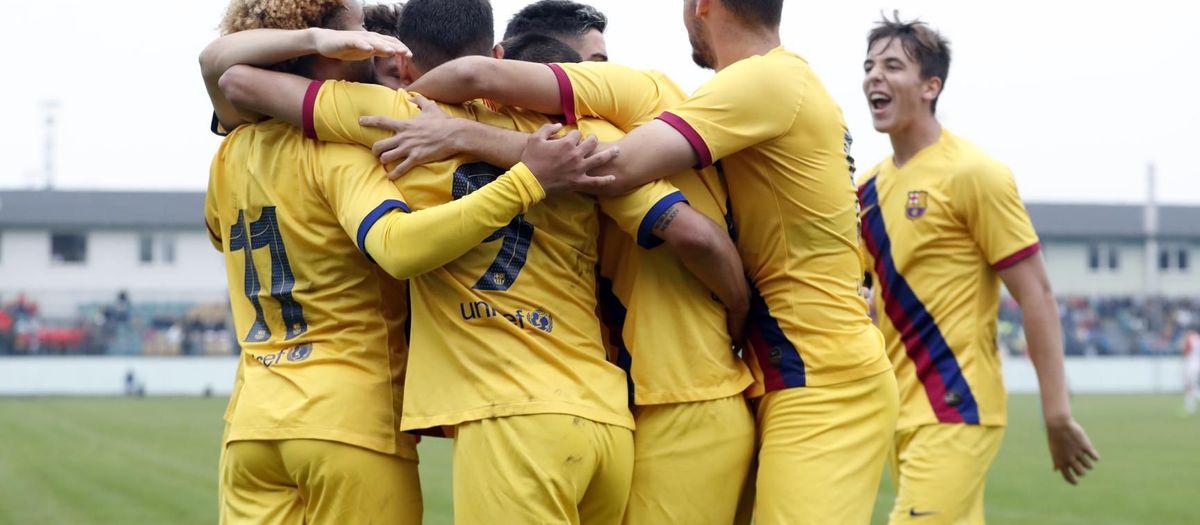 Lleida - Juvenil A: Victoria contundente para asegurar el liderato (0-3)
