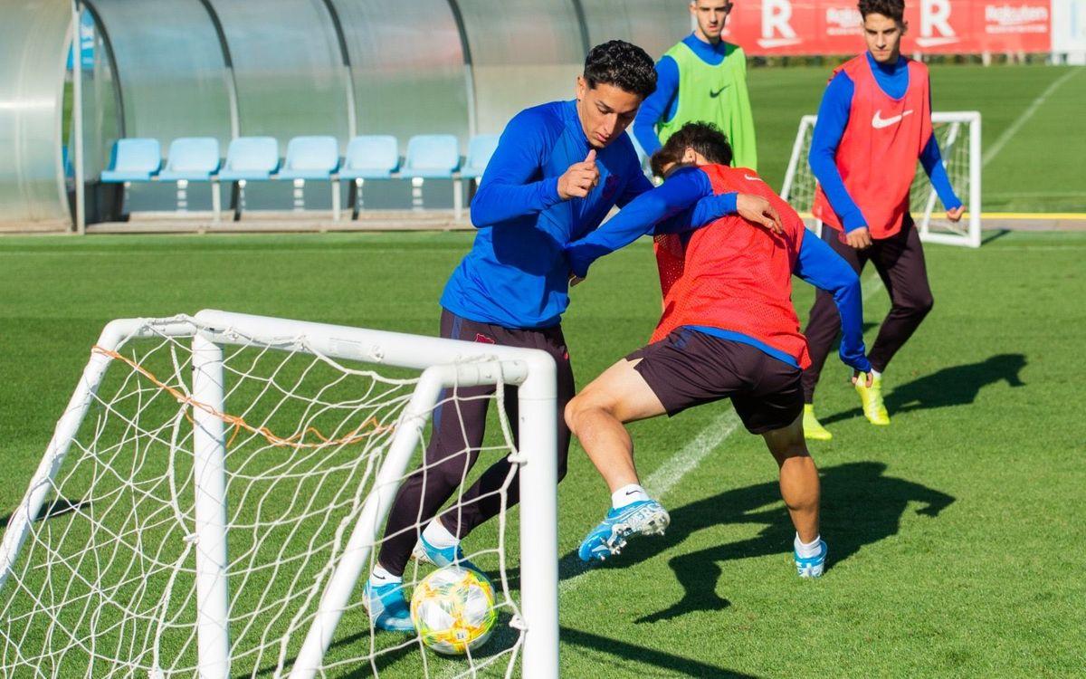 Barça B - Sabadell (previa): Un partido espectacular en el Johan Cruyff