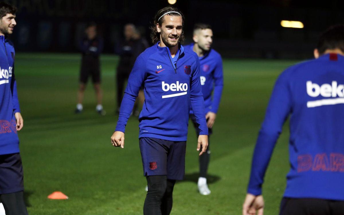 Le groupe du Barça convoqué contre Valladolid