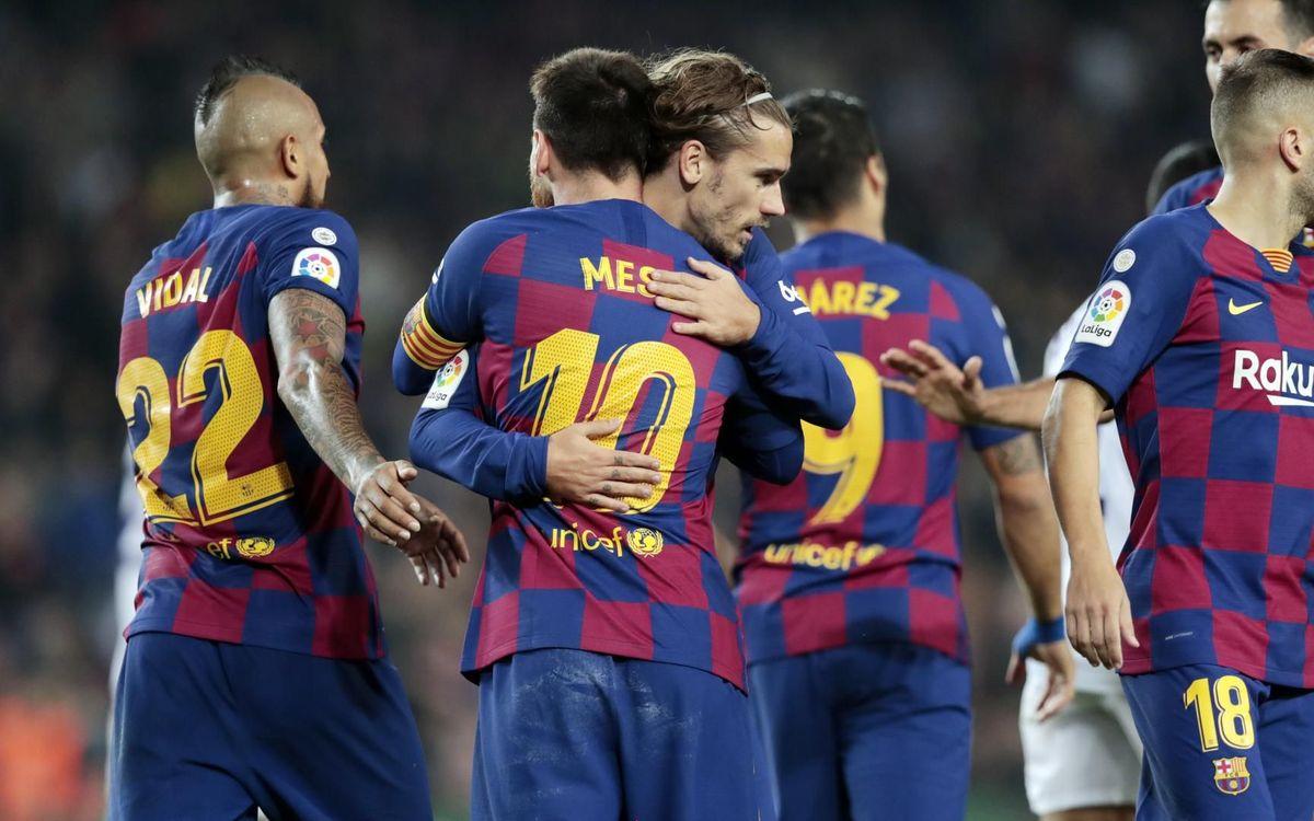 Messi & Griezmann
