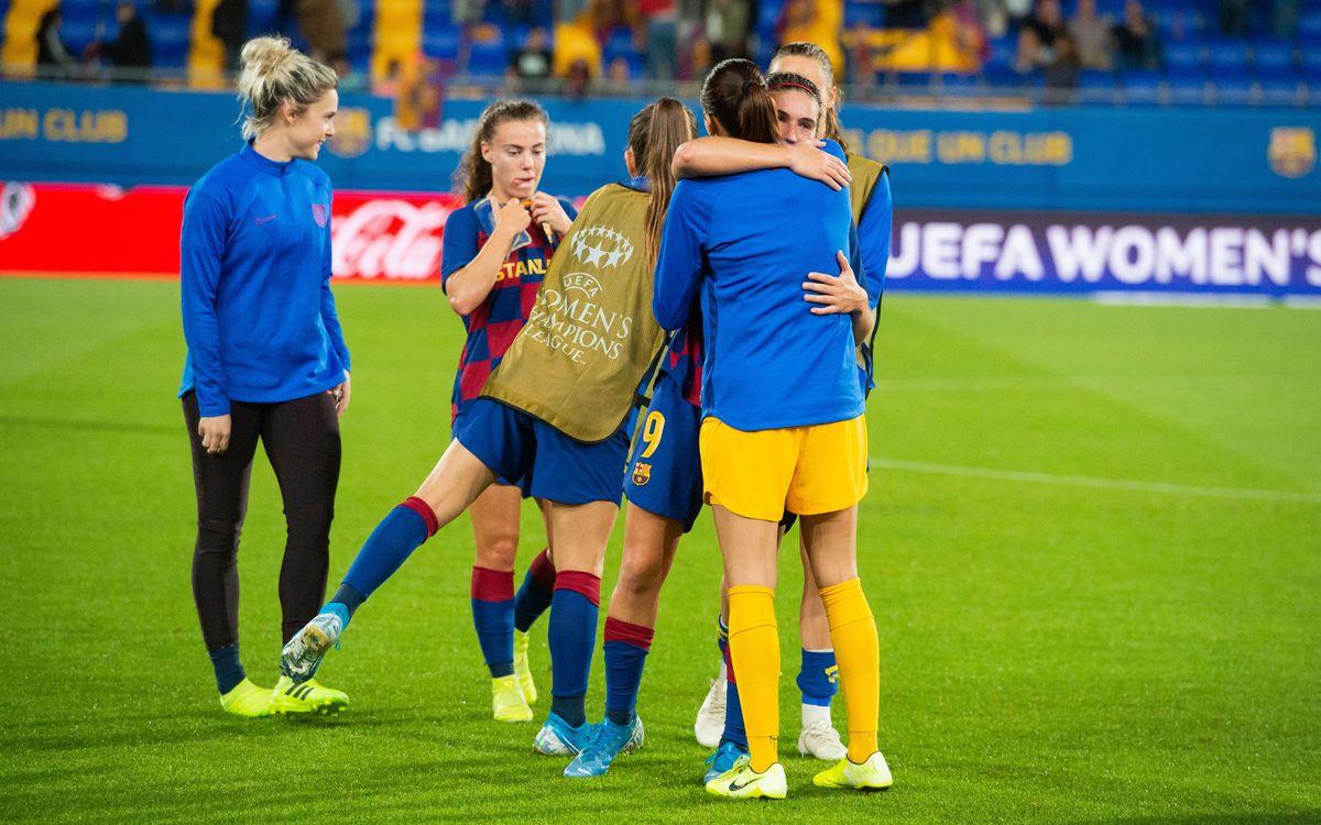 Quinta temporada consecutiva en cuartos de la Liga de Campeones