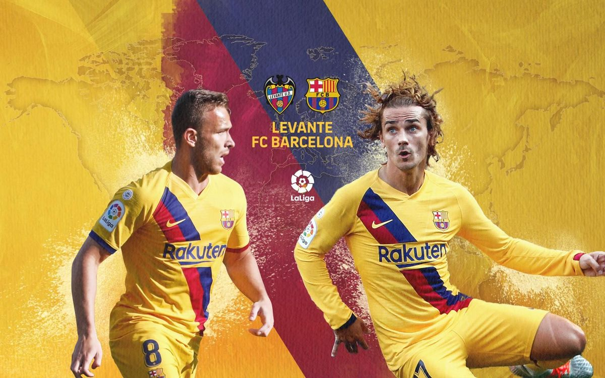 When and where to watch Levante v Barça