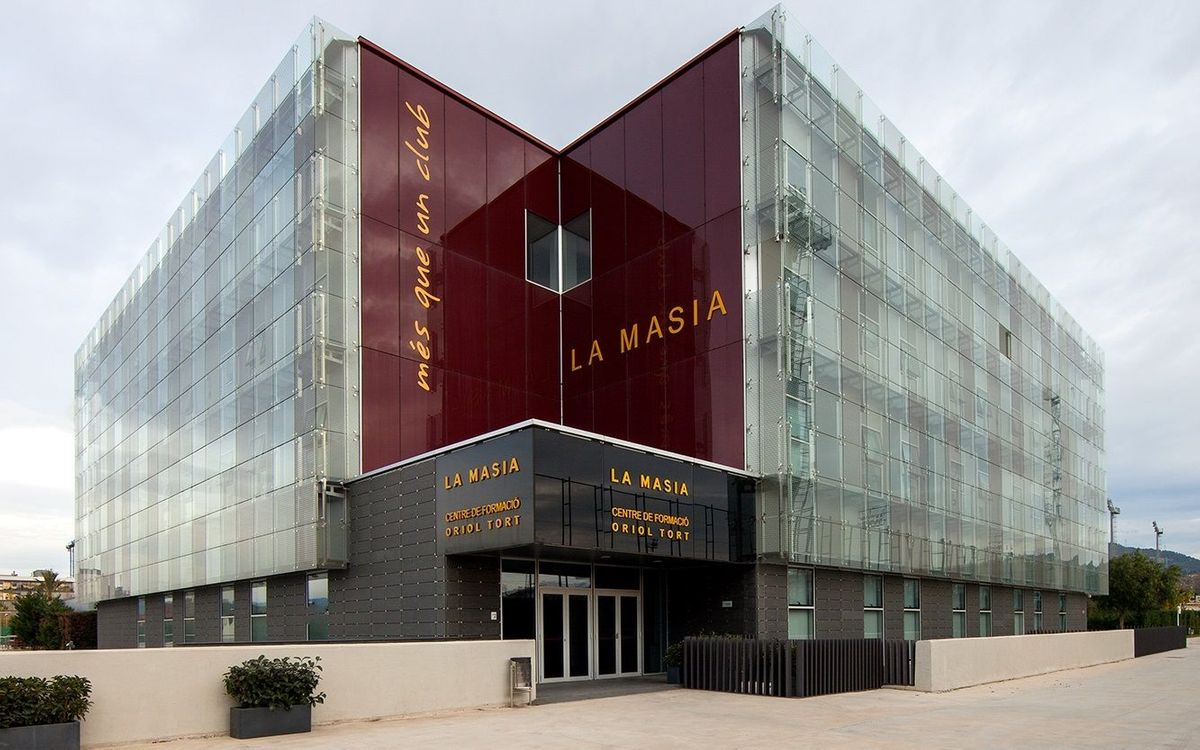 All about La Masia