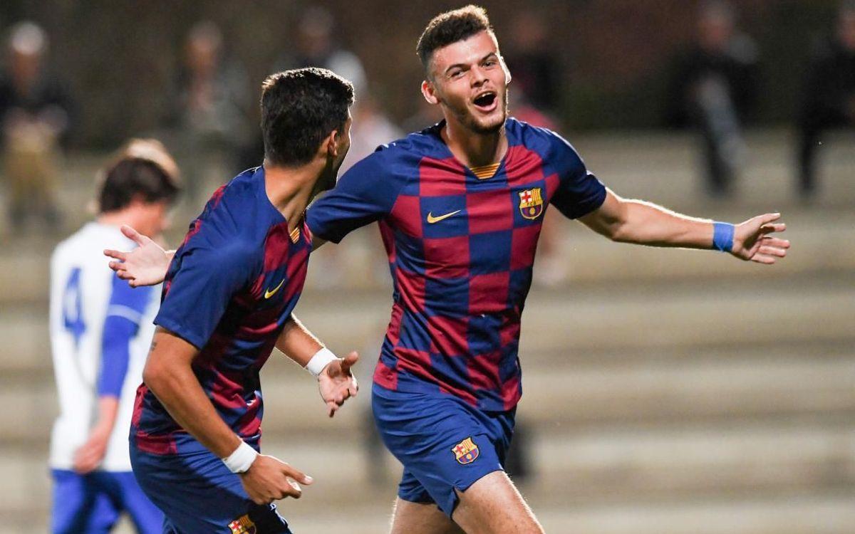Juvenil A – Zaragoza: Victoria de prestigio contra el líder (3-1)