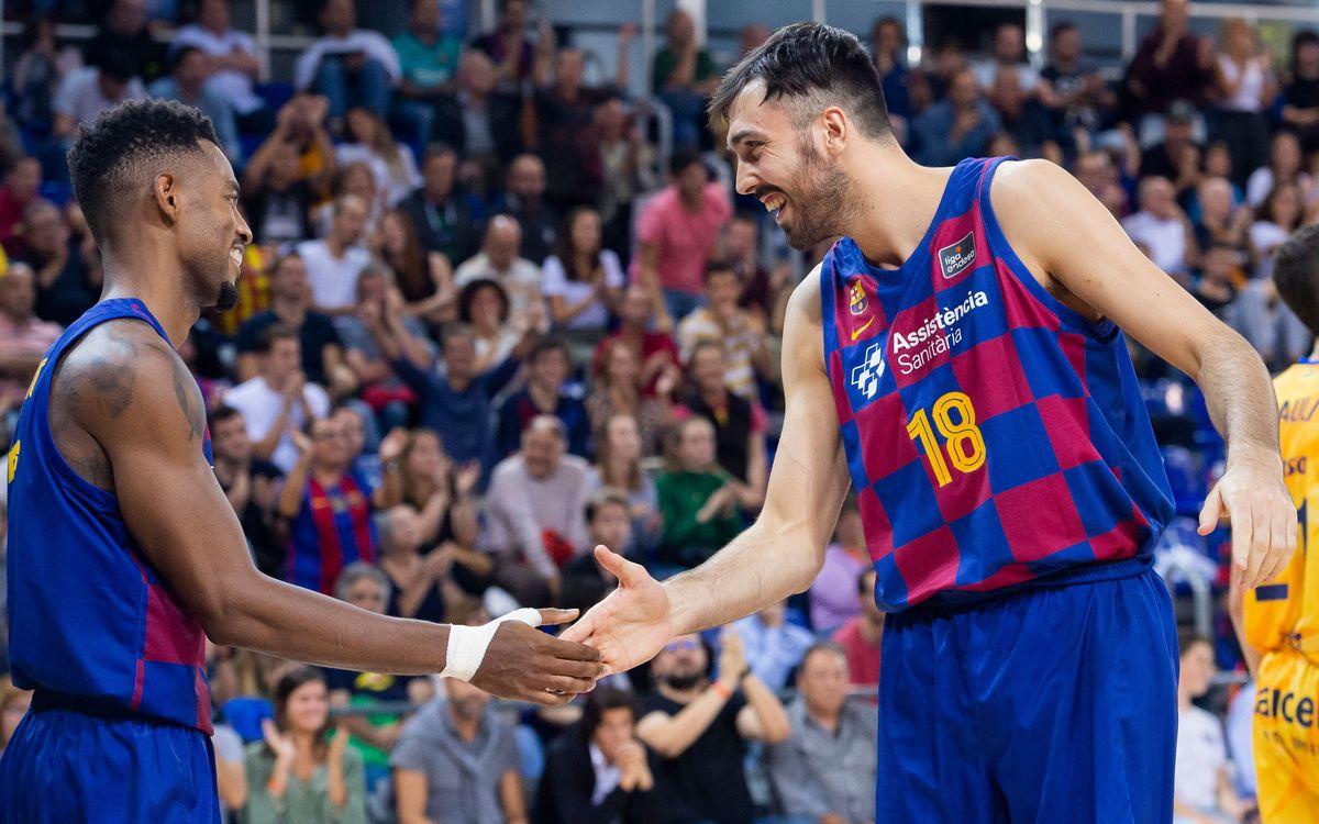 El Barça abre la Copa del Rey de Málaga 2020