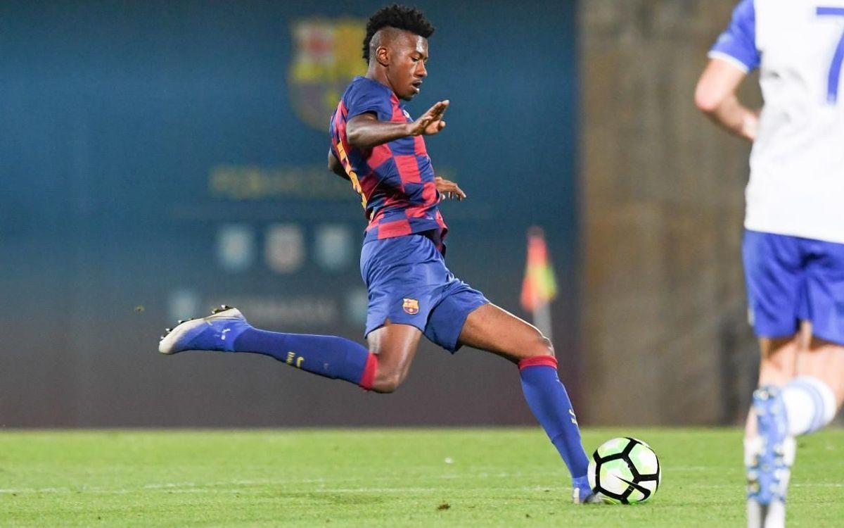 Saragossa-Juvenil A: Derrota als instants finals (2-1)