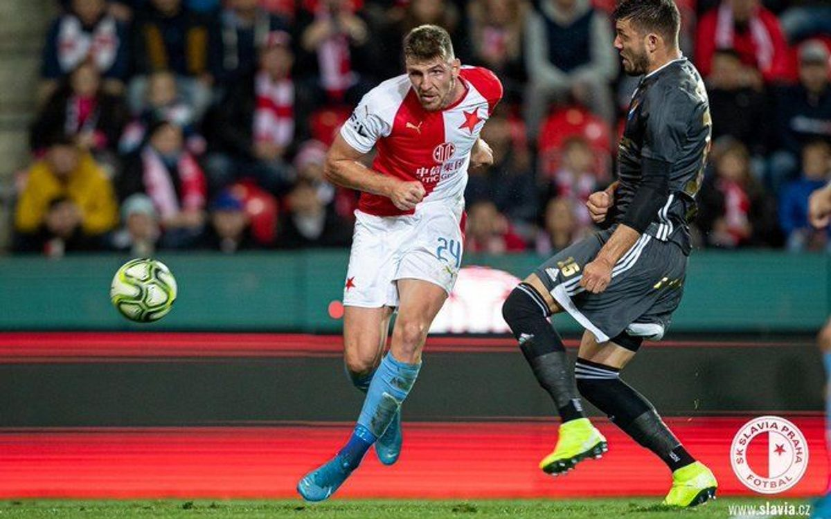 Big win for Slavia Prague before visit to Camp Nou