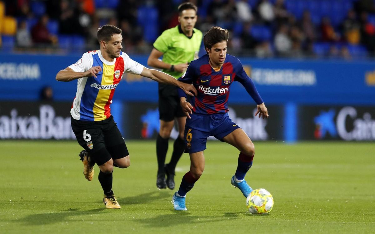 Barça B 0-0 Andorra: Everything but the goal