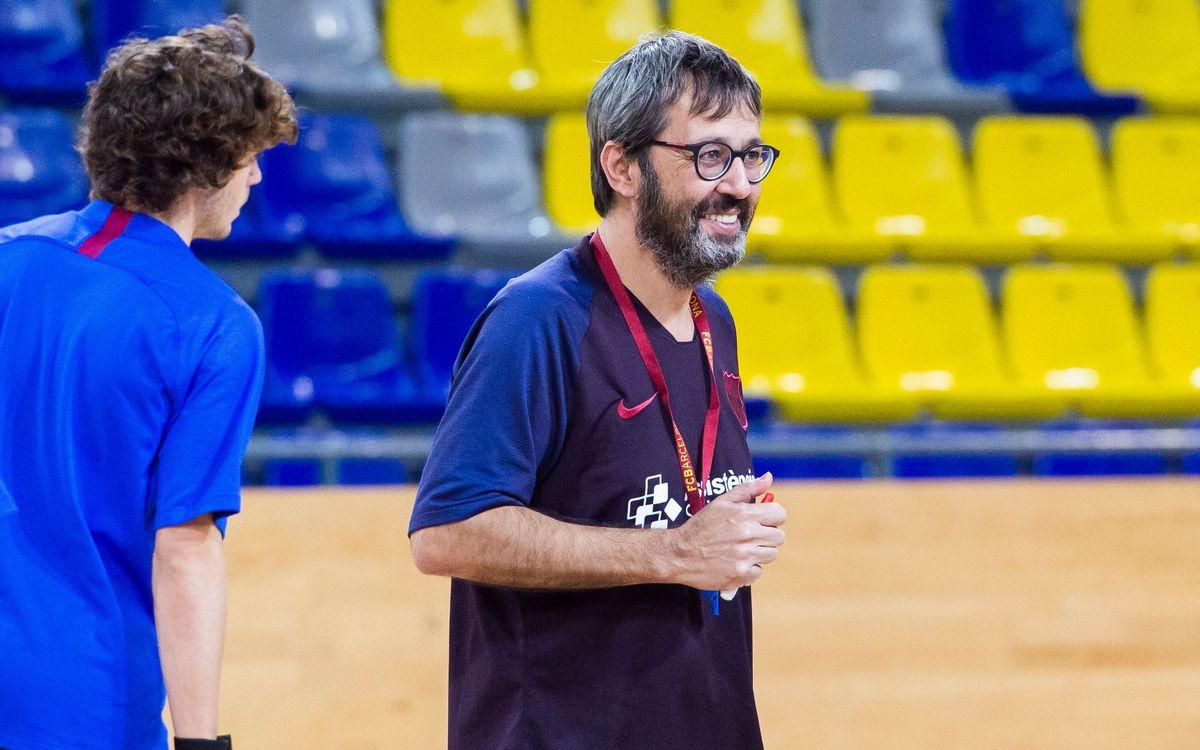 S'arriba al centenar de victòries amb Edu Castro com a primer entrenador