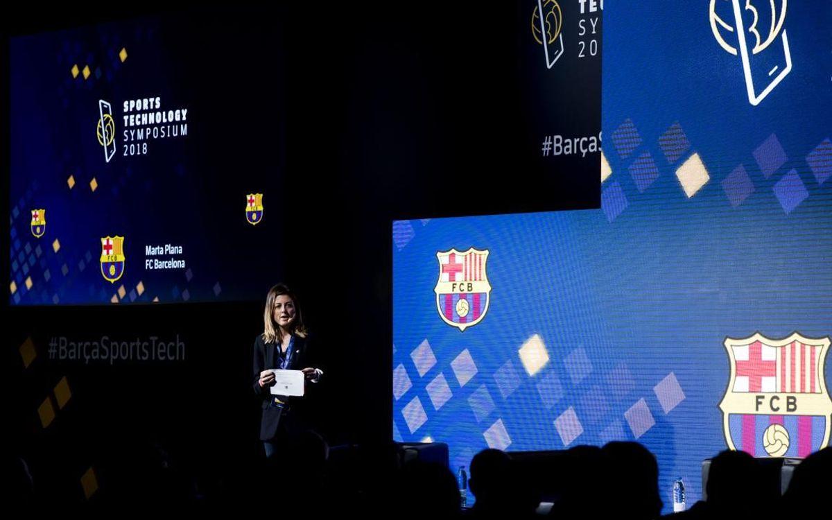 El BIHUB celebrarà una nova edició de la 'Barça Sports Tech Week' amb experts en tecnologia, entrenament, físic i dades