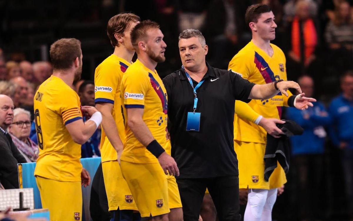 Aalborg Handbold – Barça: A Dinamarca es marca el ritme del grup