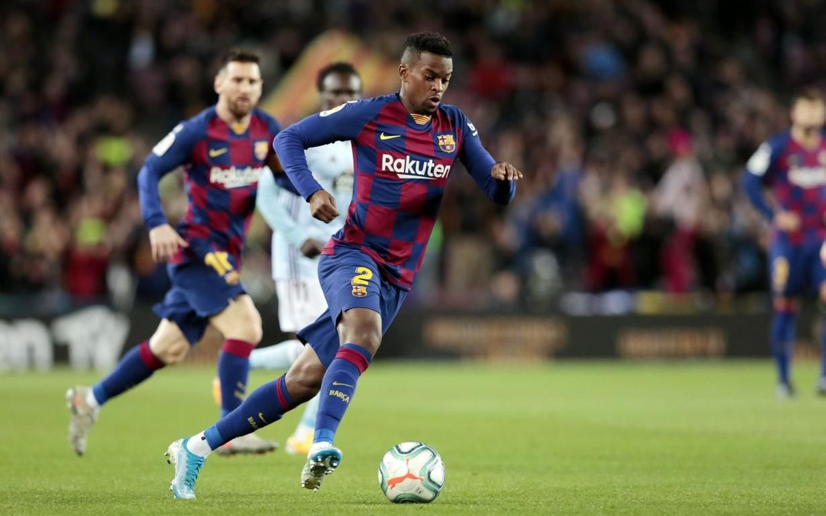 Semedo picks up calf injury against Celta