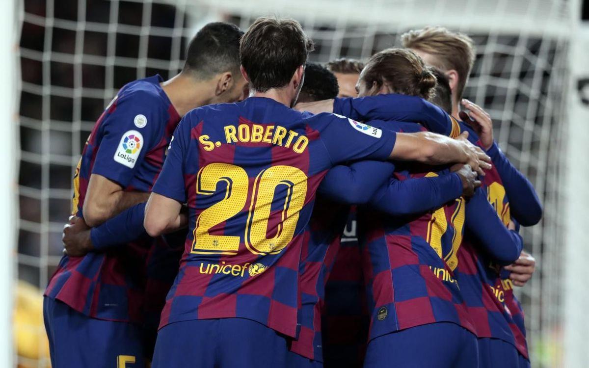 PREVIA | Barça - Mallorca: Vuelve la Liga al Camp Nou