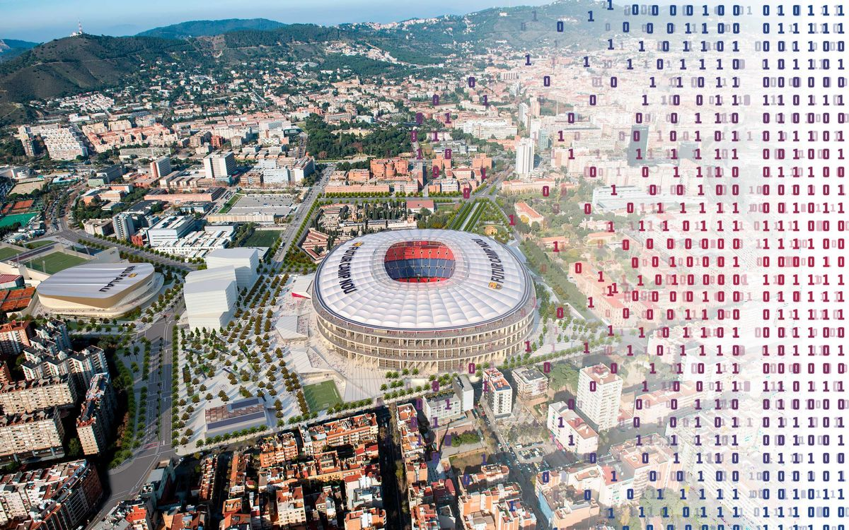 FC Barcelona and the Barcelona Supercomputing Center (BSC) will create an intelligent system to manage the Espai Barça