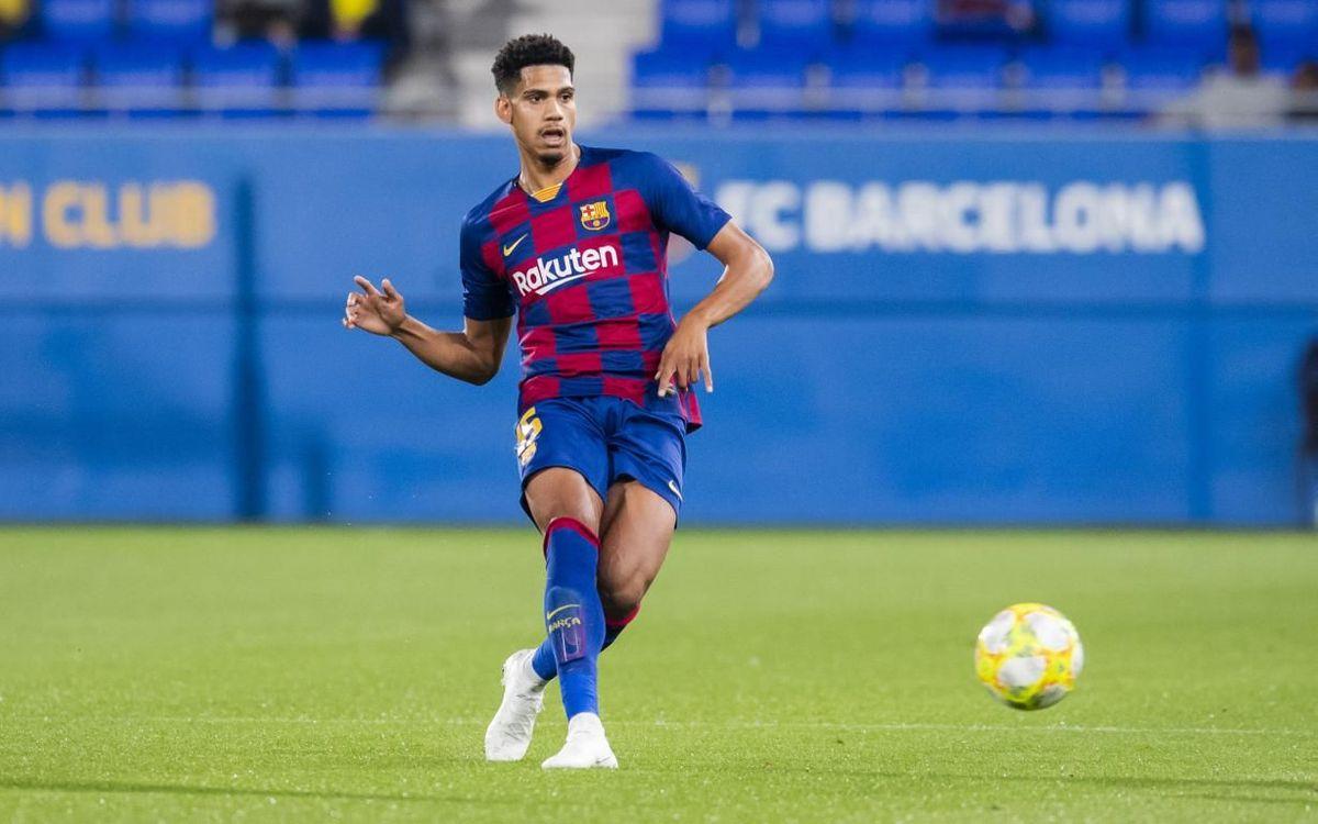 Ebro - Barça B: Punto de oro 'in extremis' (1-1)