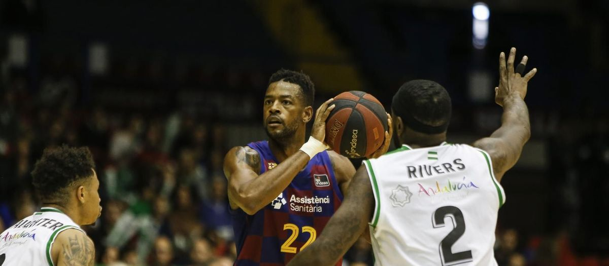 Betis 95-100 Barça: A big win in Seville