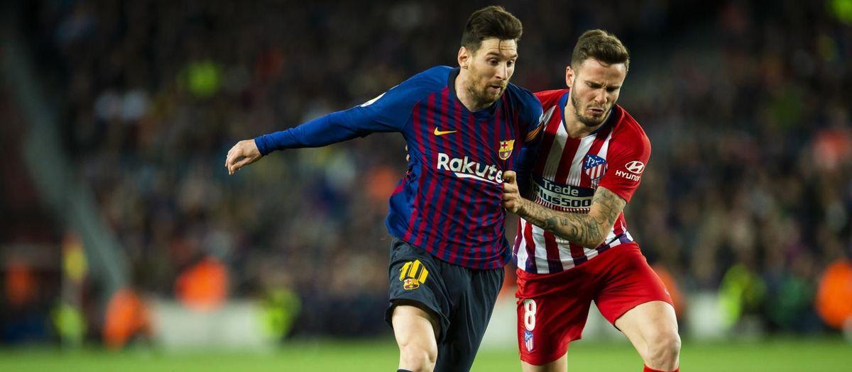 Eleventh Barça v Atlético in the Super Cup