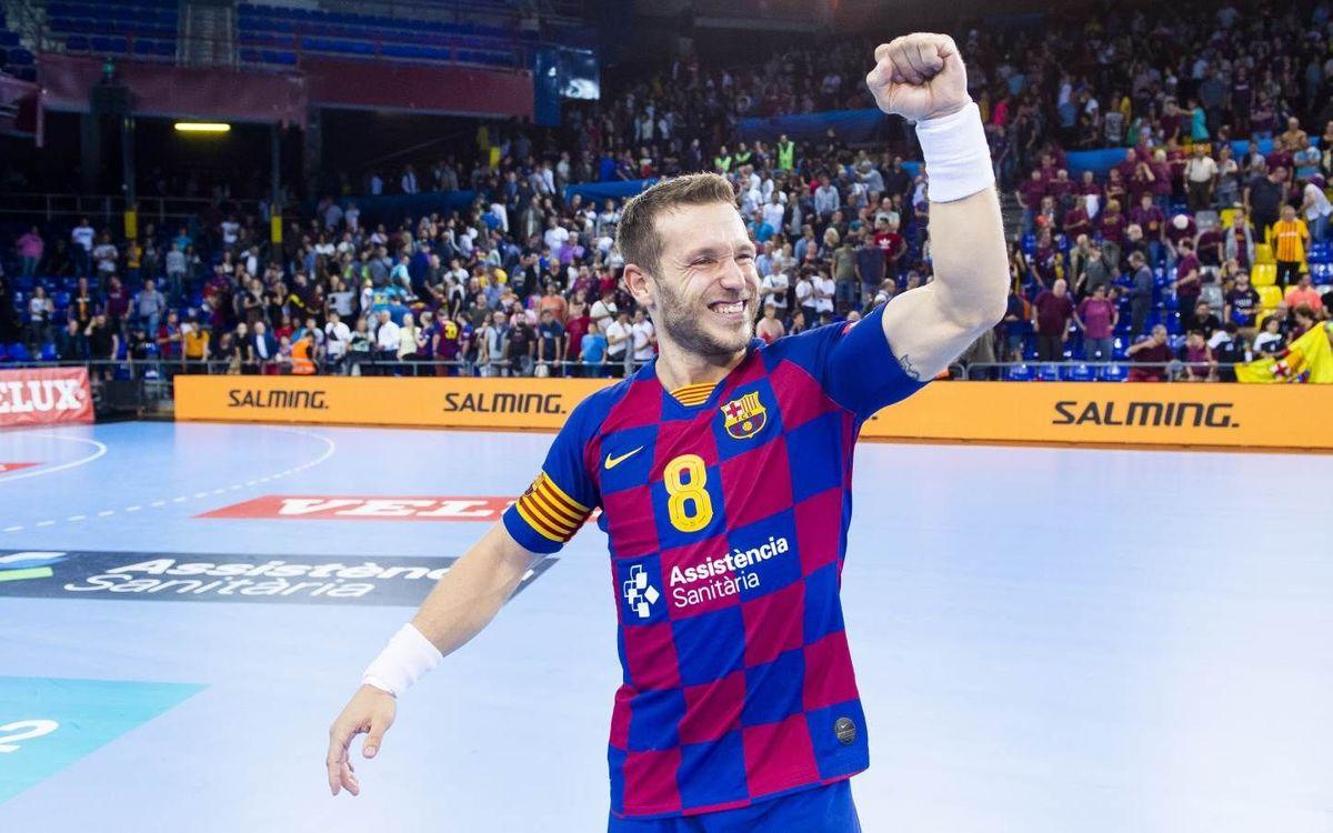 El gol a Europa duu el nom de Víctor Tomàs