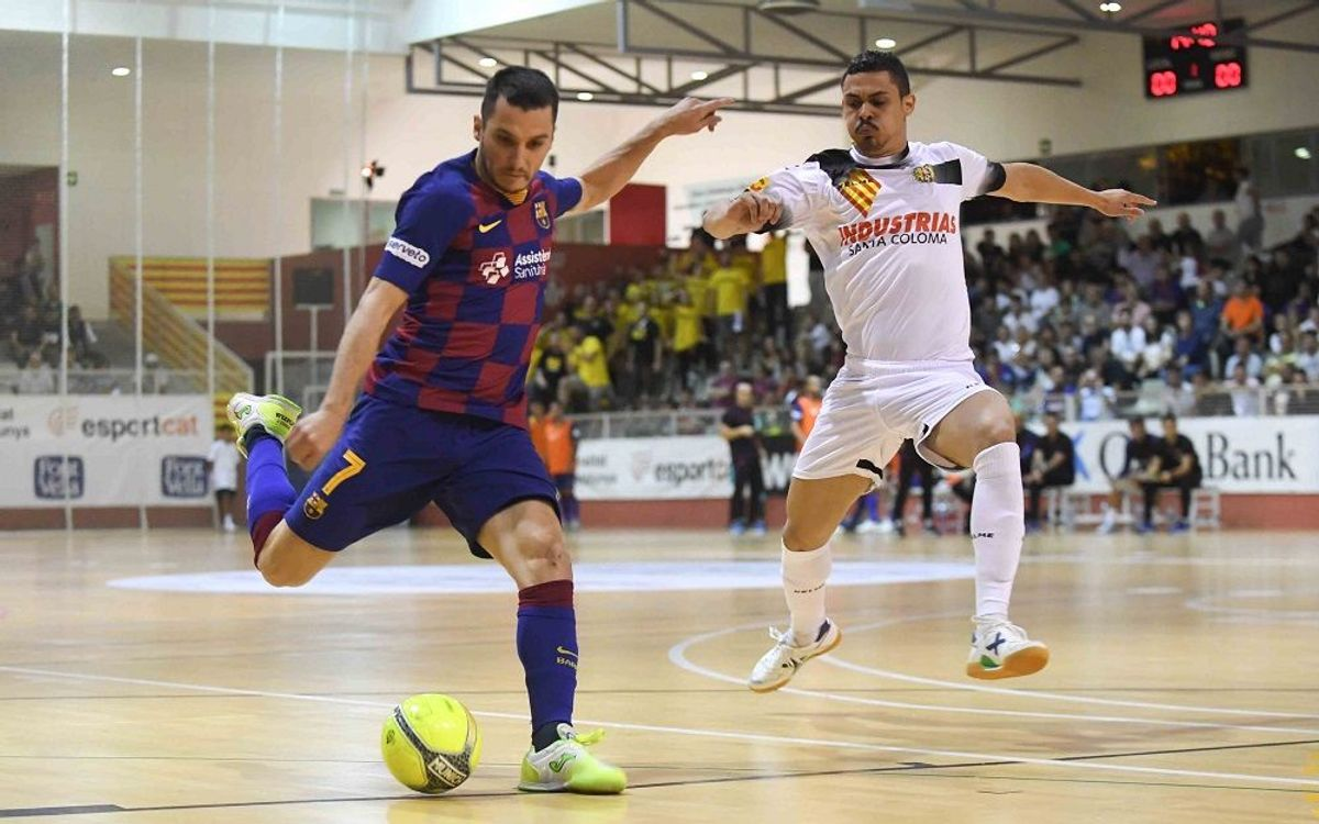 El derbi repite en Sabadell