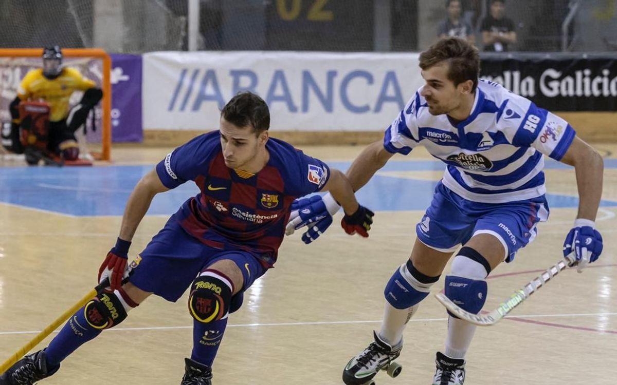 El Barça defenderá la Copa del Rey en A Coruña