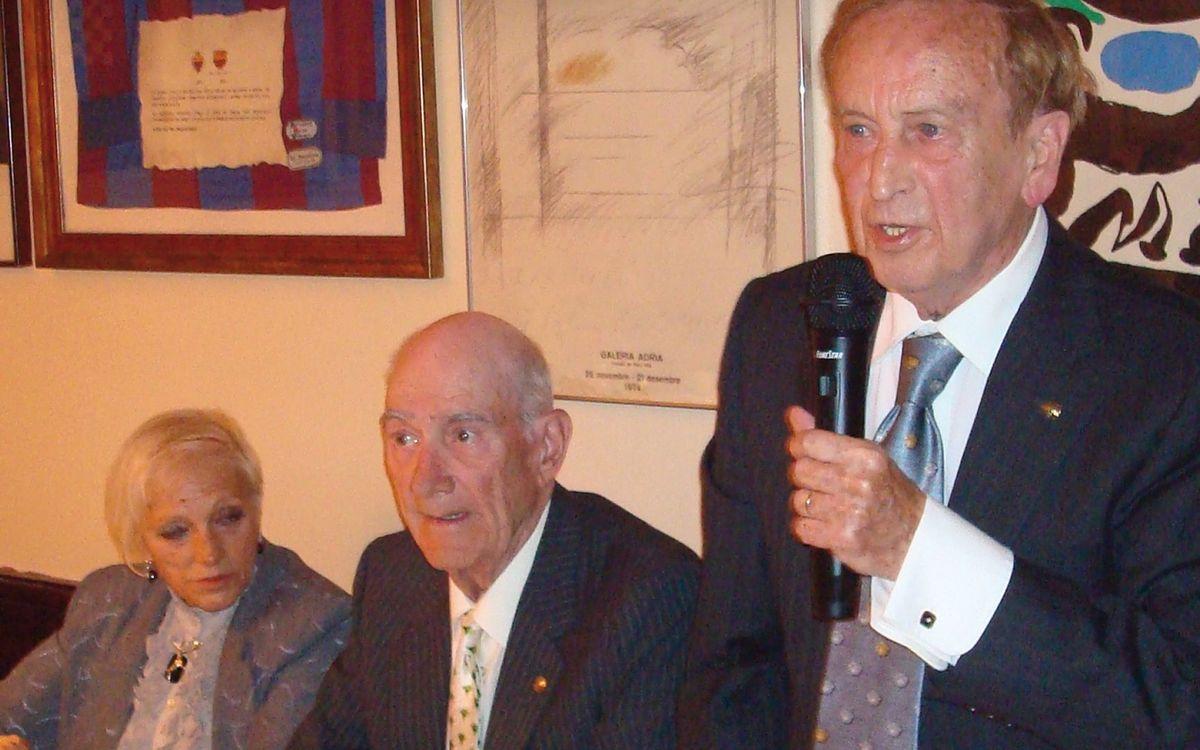 L'Agrupació va commemorar el 2009 el 50è aniversari. Basora i Ramallets, entre d'altres van participar a la commemoració.ABJ