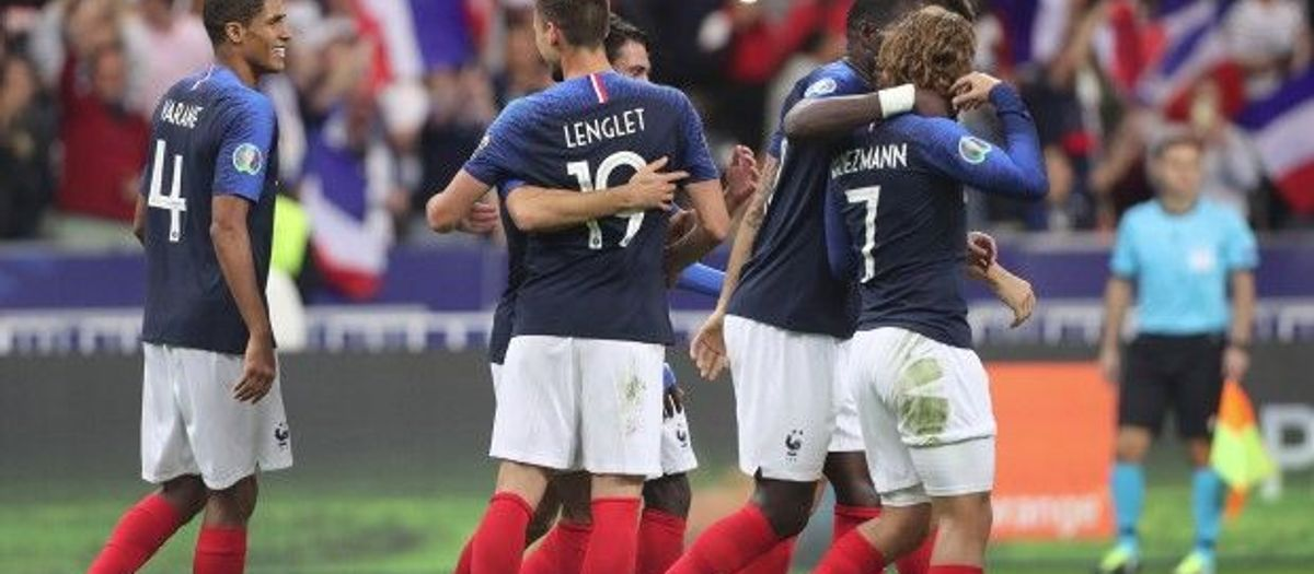 France qualifies for Euro2020