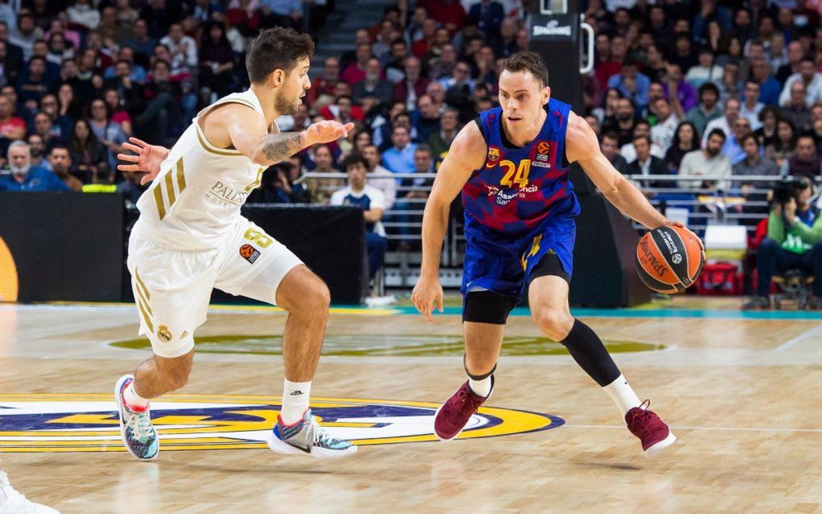 Real Madrid 86-76 Barça: Defeat in the first European Clásico