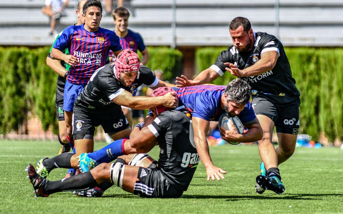 Salvador – Barça Rugby, la semifinal de Copa