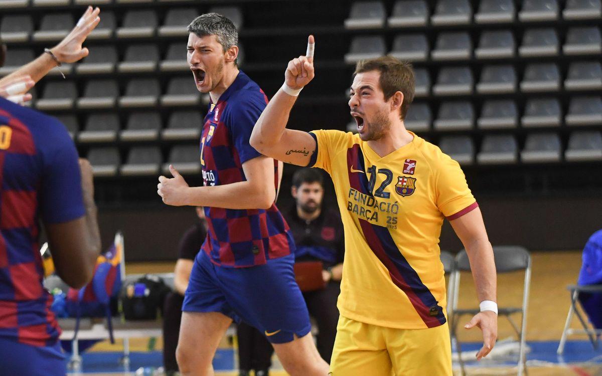 Duelo por el liderato en Tarragona