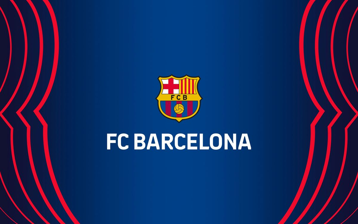 FC Barcelona official announcement