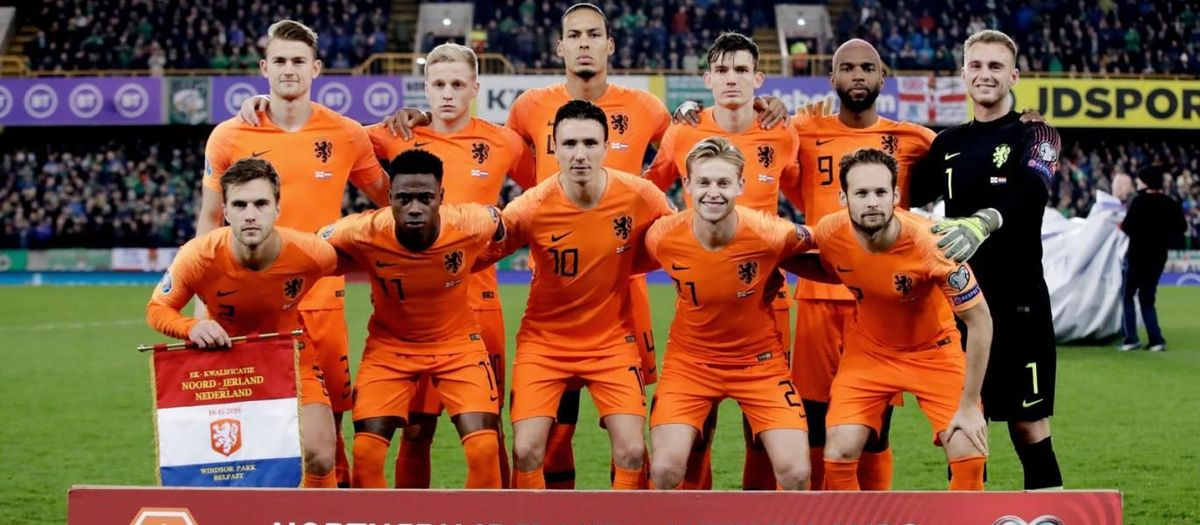 Holland, Germany and Croatia qualify for Euro 2020