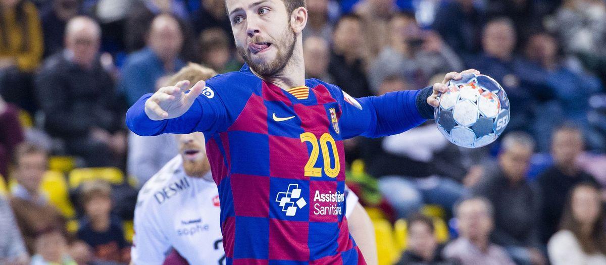 Barça – Aalborg Handbold: Golejada europea del líder (44-35)
