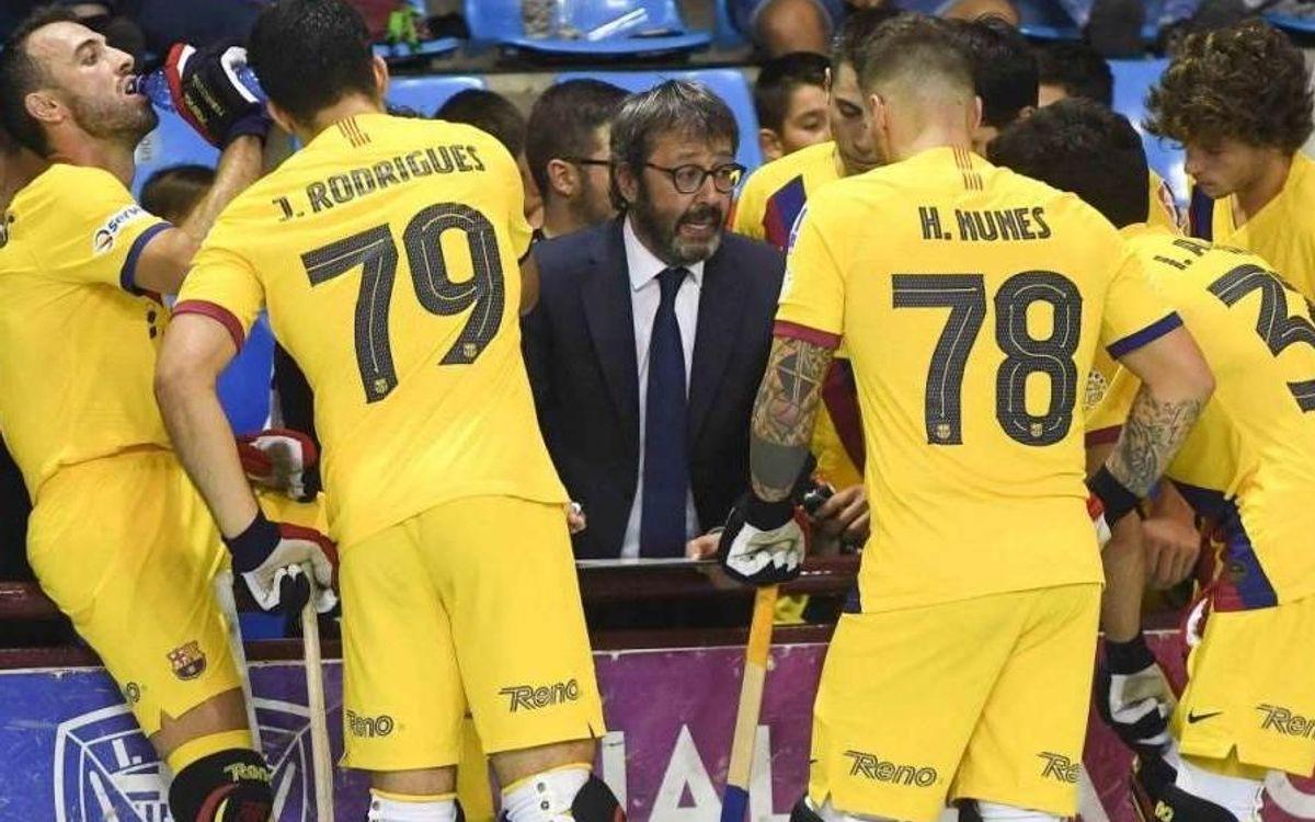SK Germania Herringen – Barça: La seriedad de Italia se debe mantener en Alemania
