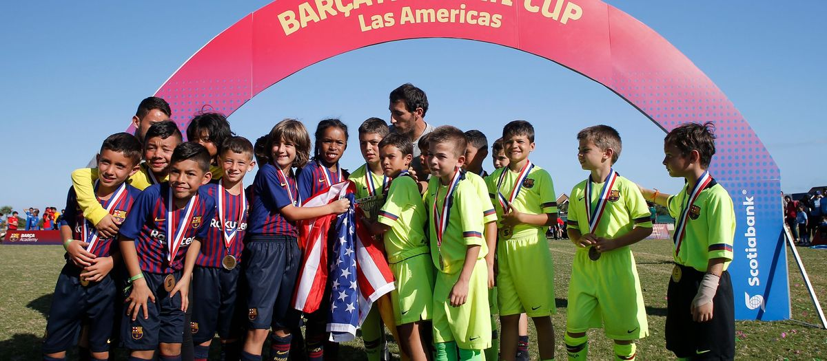 Biggest Barça Academy Cup Las Américas ever with over 600 athletes