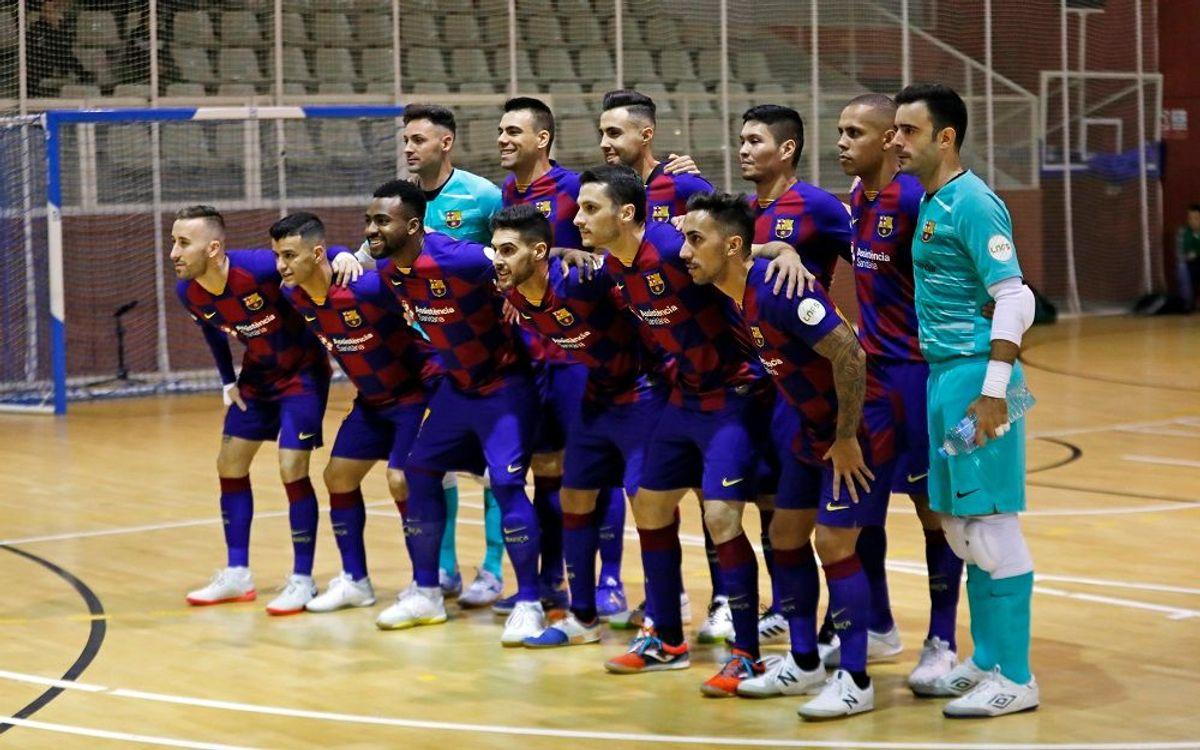 Semana de Champions en BarçaTV