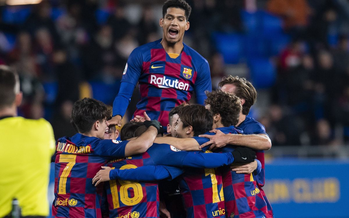 Barça B 3-3 Cornellà: Late, late equaliser saves the day