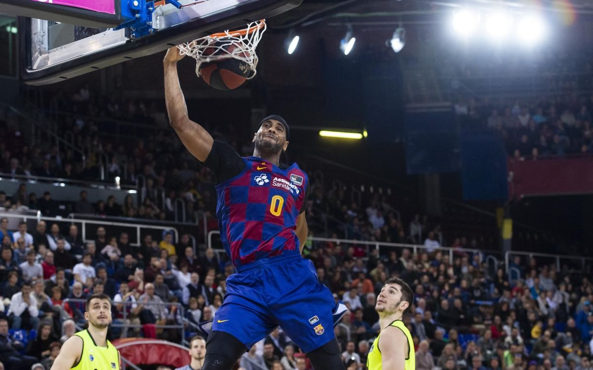 Barça 94-72 Estudiantes: Strong home win at the Palau