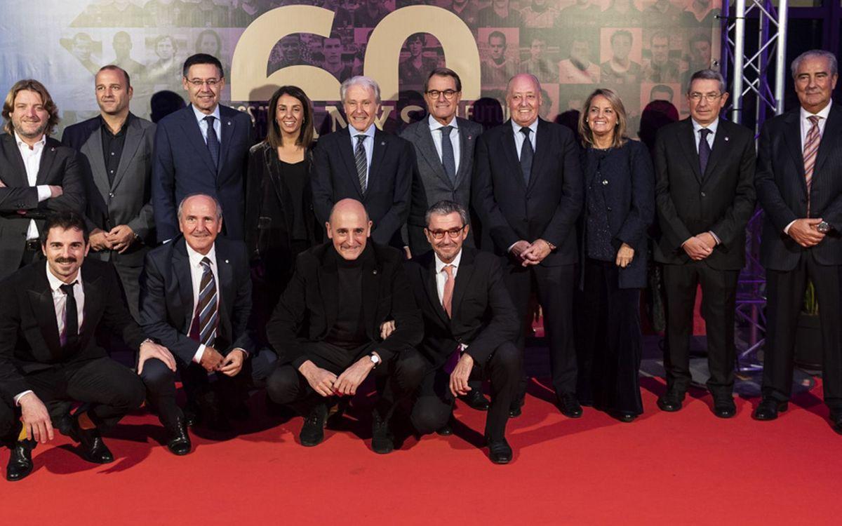 60º aniversario: presente y futuro de la Agrupación