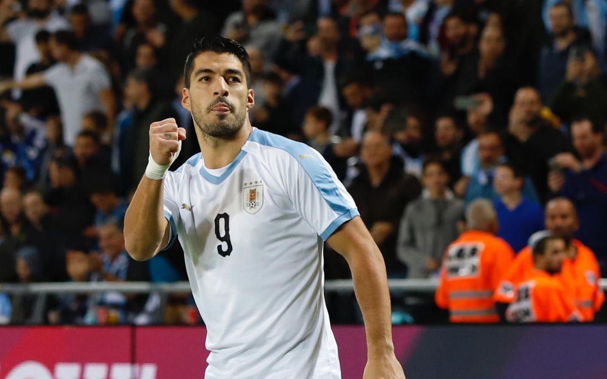 Suárez y Messi se igualan