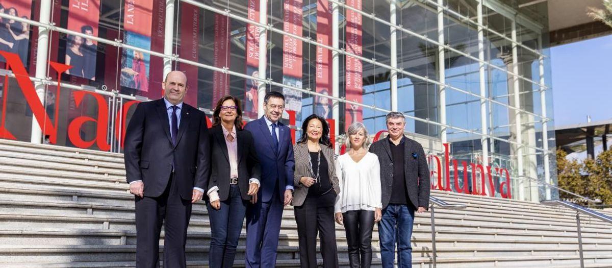 Acord amb el TNC per al foment de la cultura teatral a la Masia
