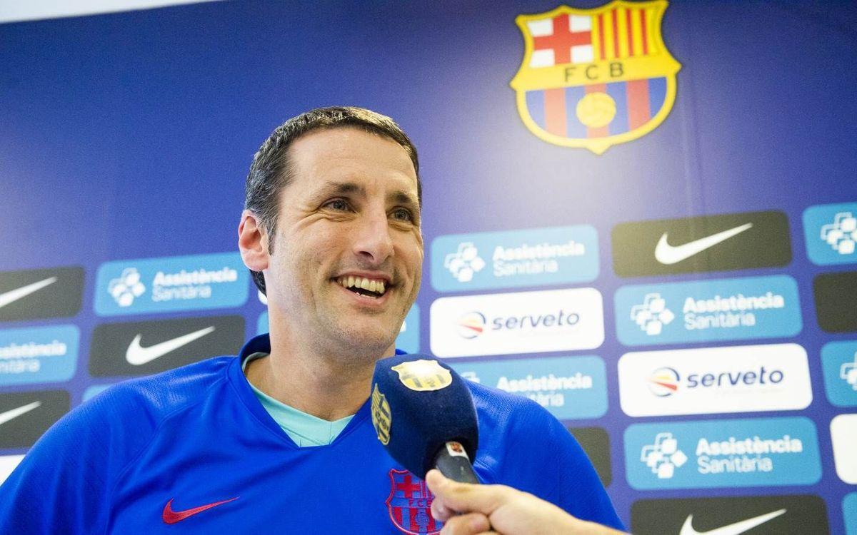 Barça – Calafell Tot l'Any: Amb el desig d'una nova victòria al Palau!