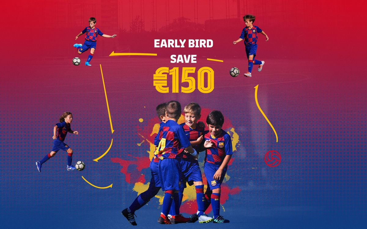 Y Summer Camp 2020.Barca Academy Summer Camps In Barcelona Packs And
