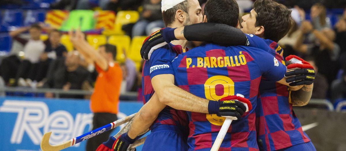 Barça - Calafell Tot l'Any: Empuje ofensivo y nuevo triunfo (6-3)