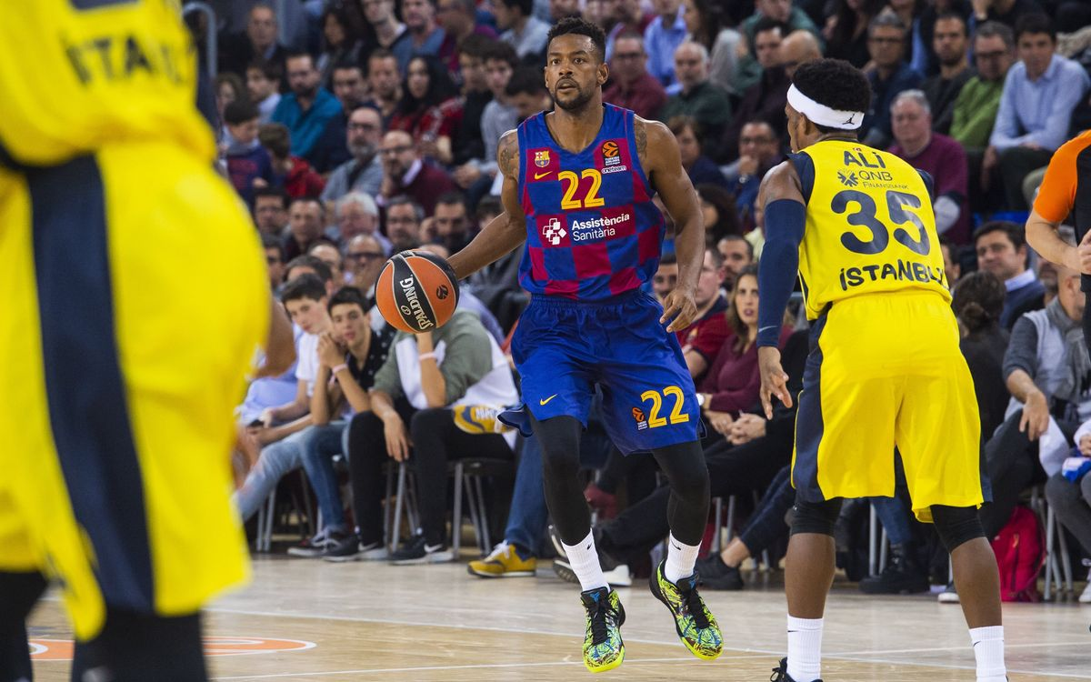 Barça 89-63 Fenerbahce: Sheer brilliance