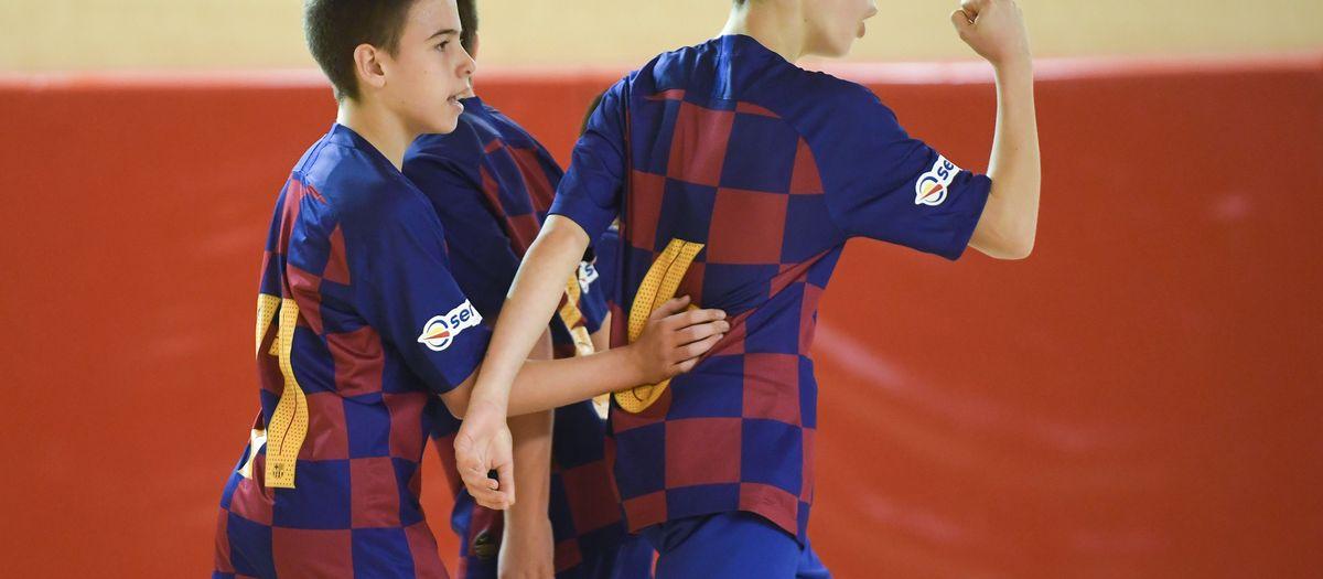Futbol sala formatiu: En bona línia