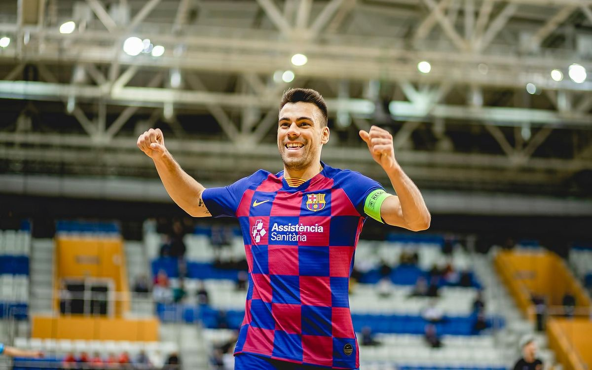 Kherson 2-4  Barça: Into the Final Four!