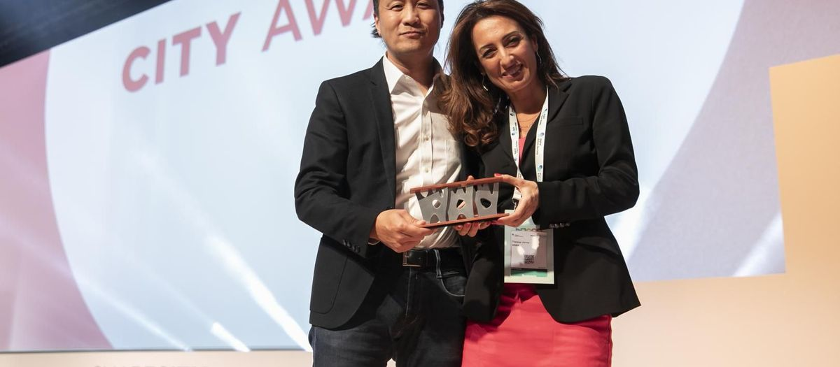 El FC Barcelona, finalista de los Smart City Expo Awards 2019