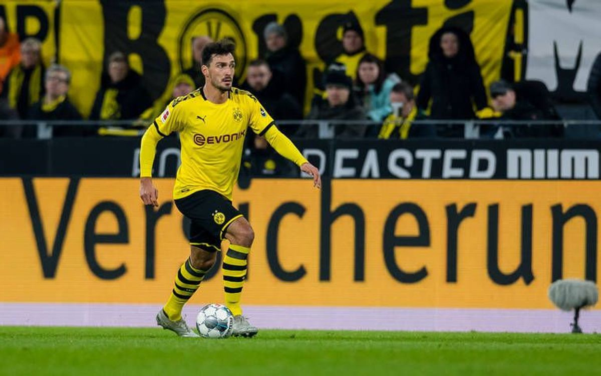 Empate del Borussia Dortmund antes de visitar el Camp Nou