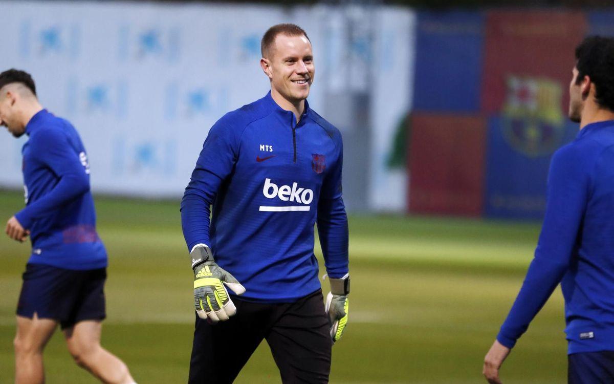 Barça squad to visit Leganés