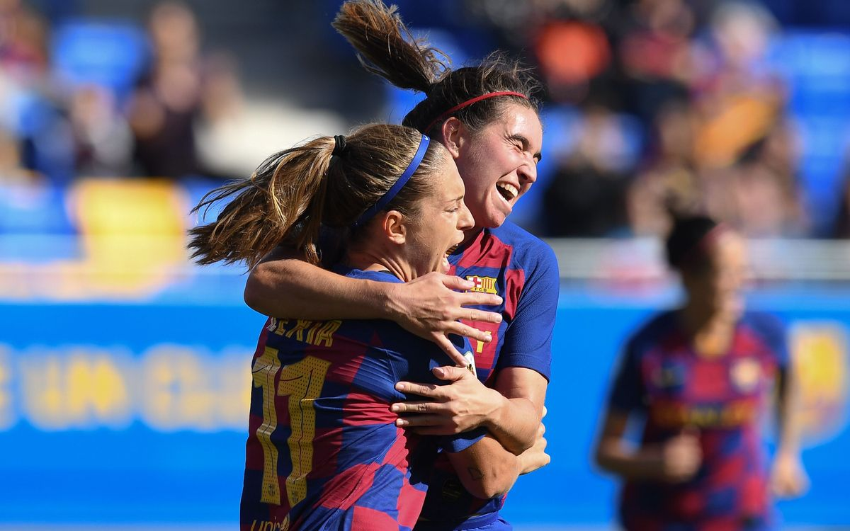 Barça Femenino - Deportivo Abanco (previa): La revelación en casa